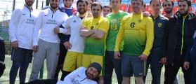 15 апреля на мини полях стадиона «Анжи Арена» состоялся турнир по мини-футболу памяти спортивного журналиста Наби Алекберова.