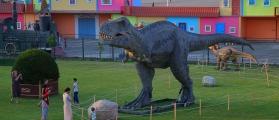 Парк Динозавров открыт!