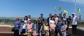 Экскурсия для учеников 4 «в» класса, МБОУ «СОШ 14» г.Махачкалы