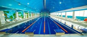 Самый большой плавательный бассейн на Северном Кавказе открыт!